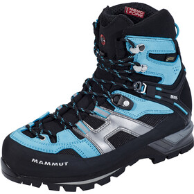 Mammut Magic High GTX Chaussures Femme, arctic-black